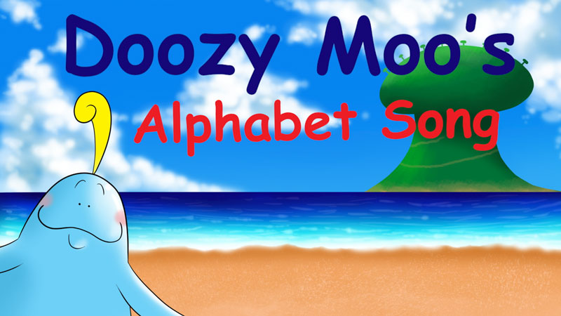 Alphabet Song Title Screen