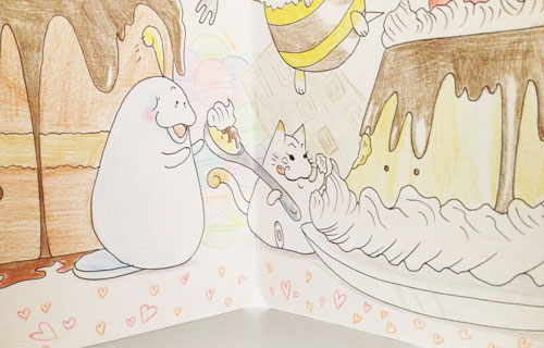 Doozy Moo Valentine's Day Card